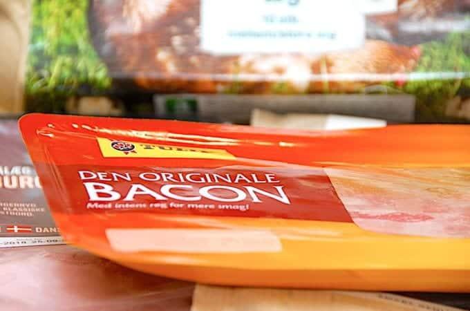 billede med fødevarer til artikel om holdbarhed