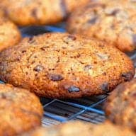 billederesultat for nemme cookies med havregryn