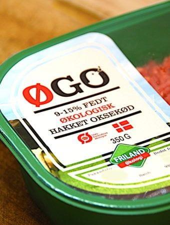 Nem moussaka opskrift med aubergine (græsk lasagne)