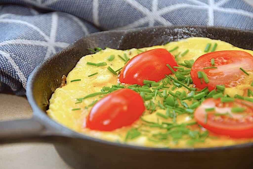 Her er forskellen på æggekage og omelet