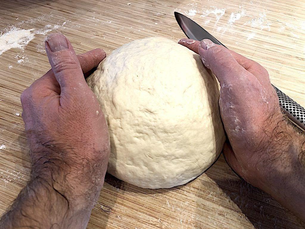 billederesultat for italiensk pizzadej klar til hævning