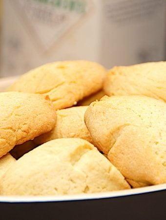 Verdens bedste småkager med vanilje