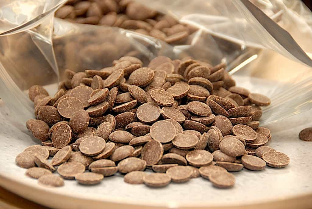 billederesultat for temperering af chokolade