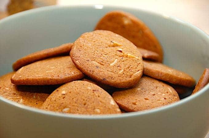 bagerens brunkager fra Hardy Christensen