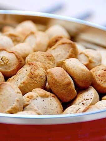 Pebernødder – bager Hardy Christensens opskrift