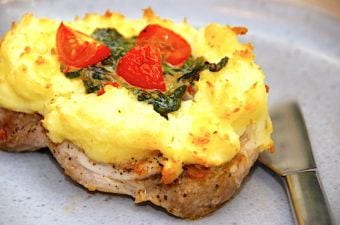 billederesultat for kromandens kotelet i ovn med kartoffelmos