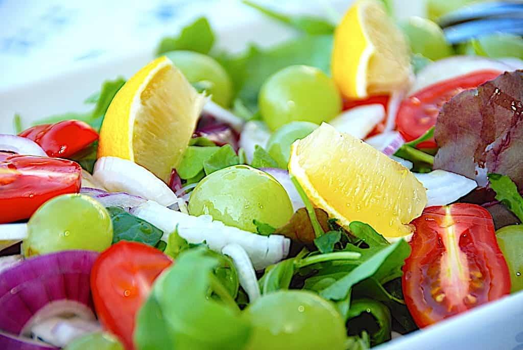 Alle opskrifter med salater