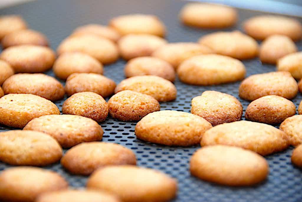 Bedste opskrift på pebernødder med fløde og julekrydderier