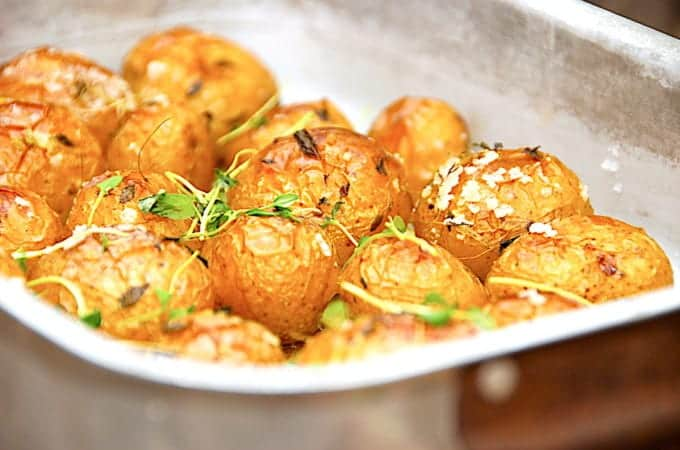 langtidsstegte kartofler