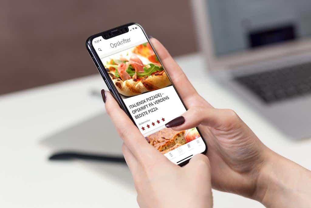 Køb Madens Verden app
