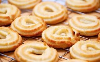 bagerens vaniljekranse