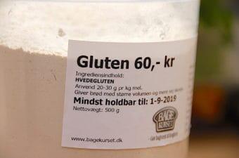 gluten pulver