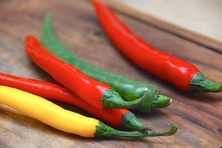 billede med chili til sambal oelek