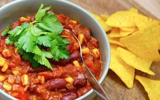 billederesultat for chili sin carne