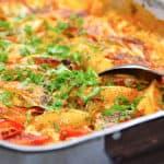 billederesultat for kartoffelfad med porrer og bacon