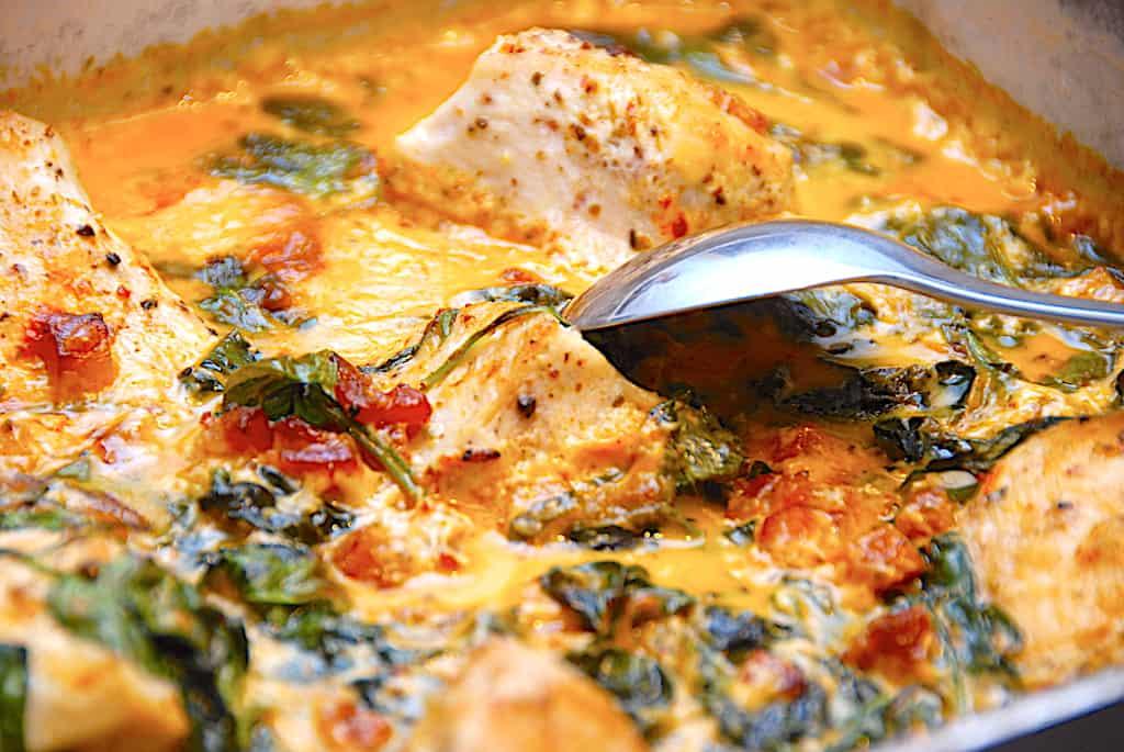 Kylling i sennepssovs (opskrift til ovn på 30 min.)