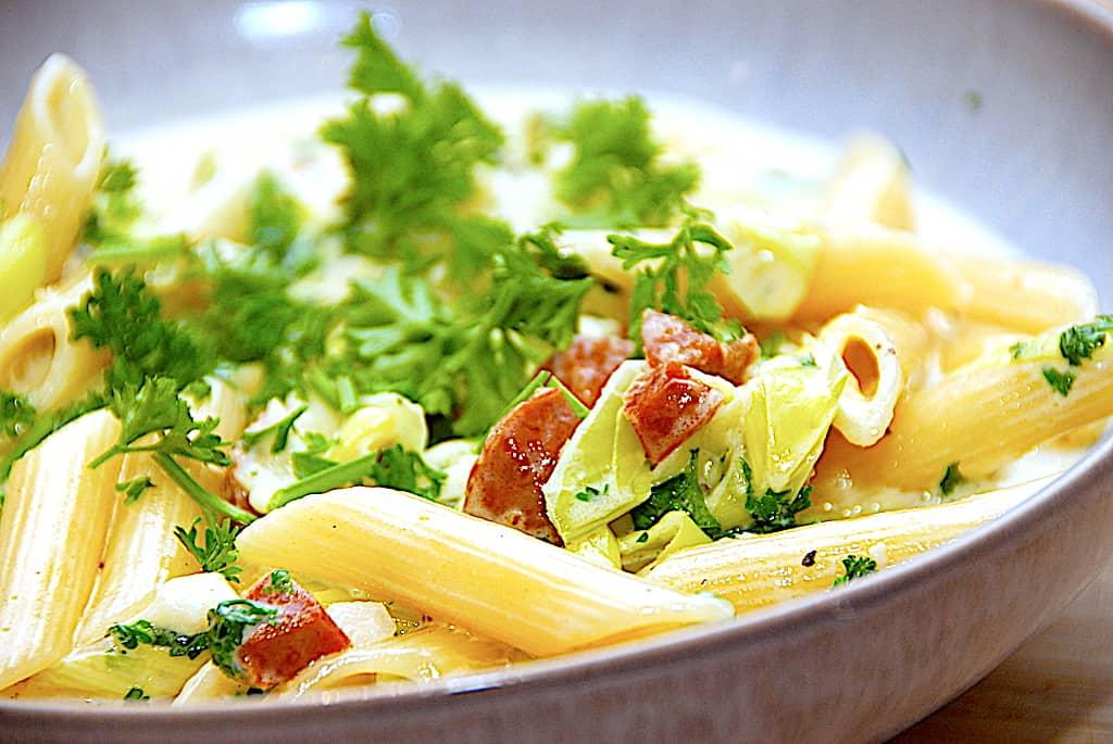 De 10 bedste opskrifter med pasta