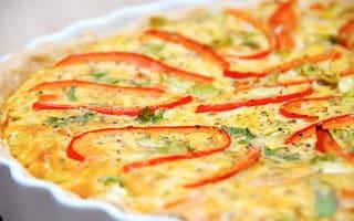 billederesultat for tærte med spidskål og peberfrugt