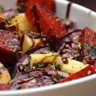 billederesultat for bagt rødkål, rødbeder og æbler