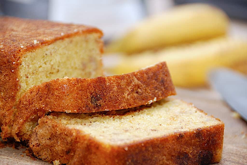 Banankage Nem Opskrift På Kage Med Banan Madens Verden
