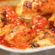 fransk kylling