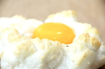 Skyæg – bedste opskrift på nemme æggeskyer