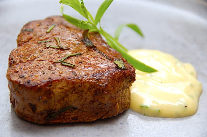 tournedos bearnaise