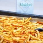 frosne pommes frites i ovn