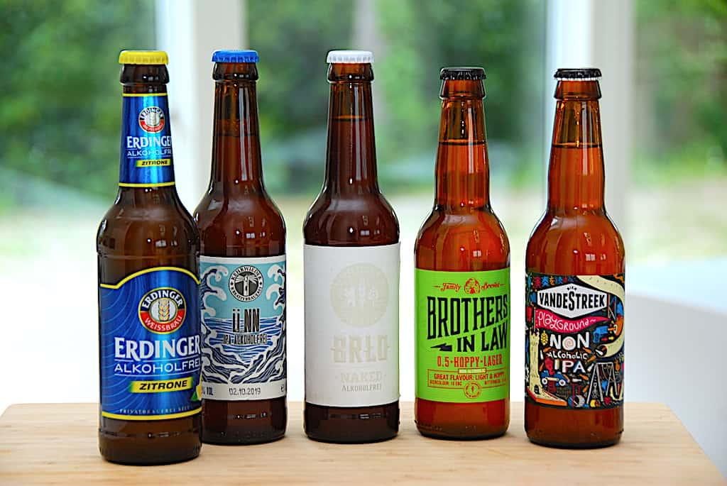 alkoholfri øl
