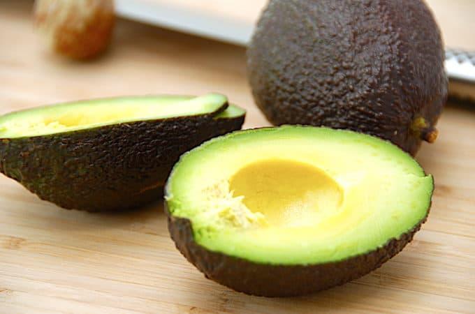 fryse avocado