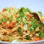 billederesultat for hakket kylling med spidskål og ris