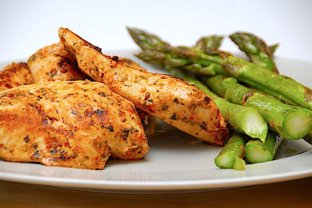 Kylling sous vide med præcis tid og temperatur