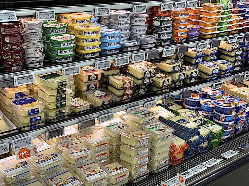 Ost – fakta, ostetyper, fedtindhold og opbevaring