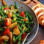 Sojakylling med nem kartoffelsalat