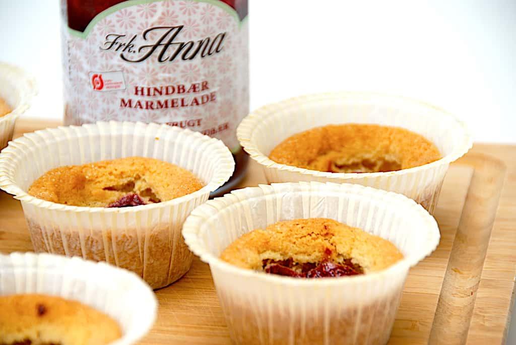 Hindbærkager - nem opskrift på kager med hindbær