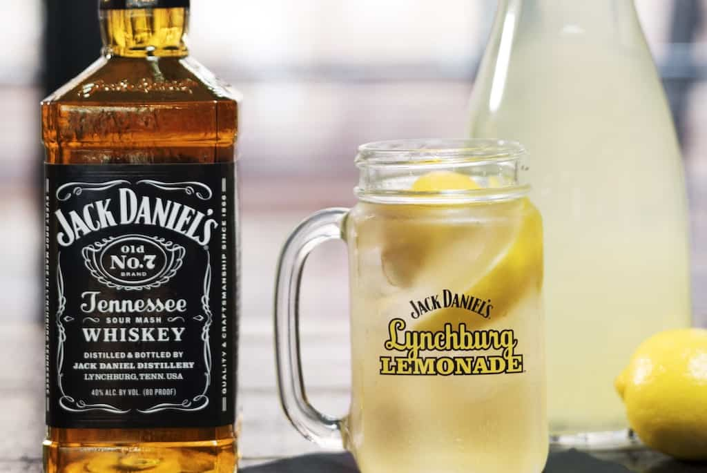 Lynchburg Lemonade med whisky og Grand Marnier