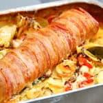 billederesultat for baconmørbrad