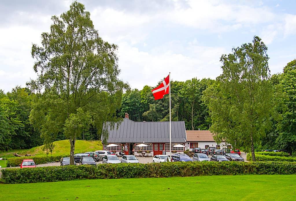 Fanefjord Skovpavillon på Møn