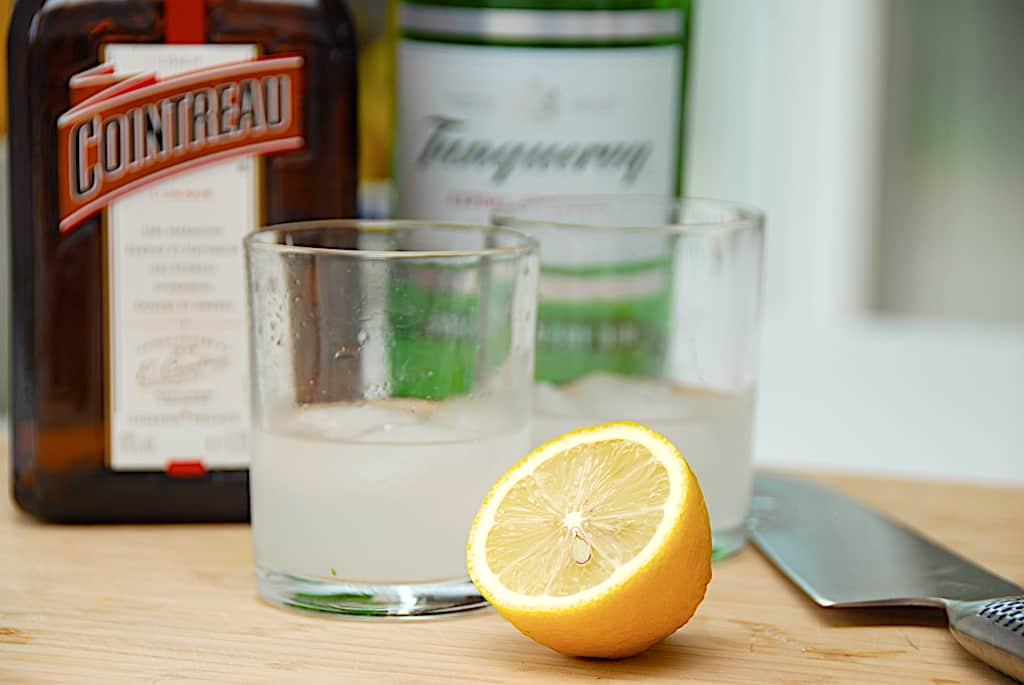 White Lady med gin og Cointreau - og fakta om drinken