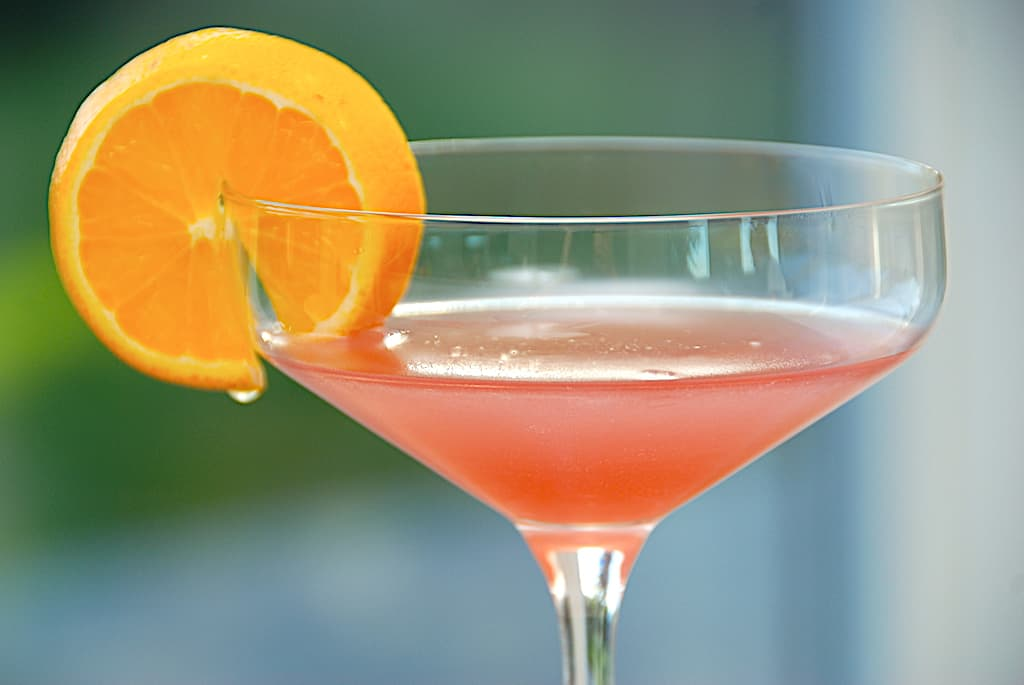 Cosmopolitan drink - kendt opskrift fra Sex And The City