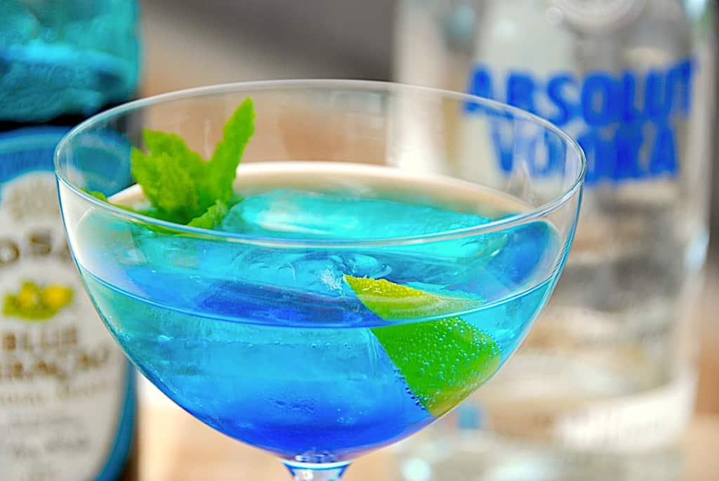 Isbjørn drink - opskrift med eller uden alkohol