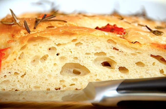 italiensk madbrød