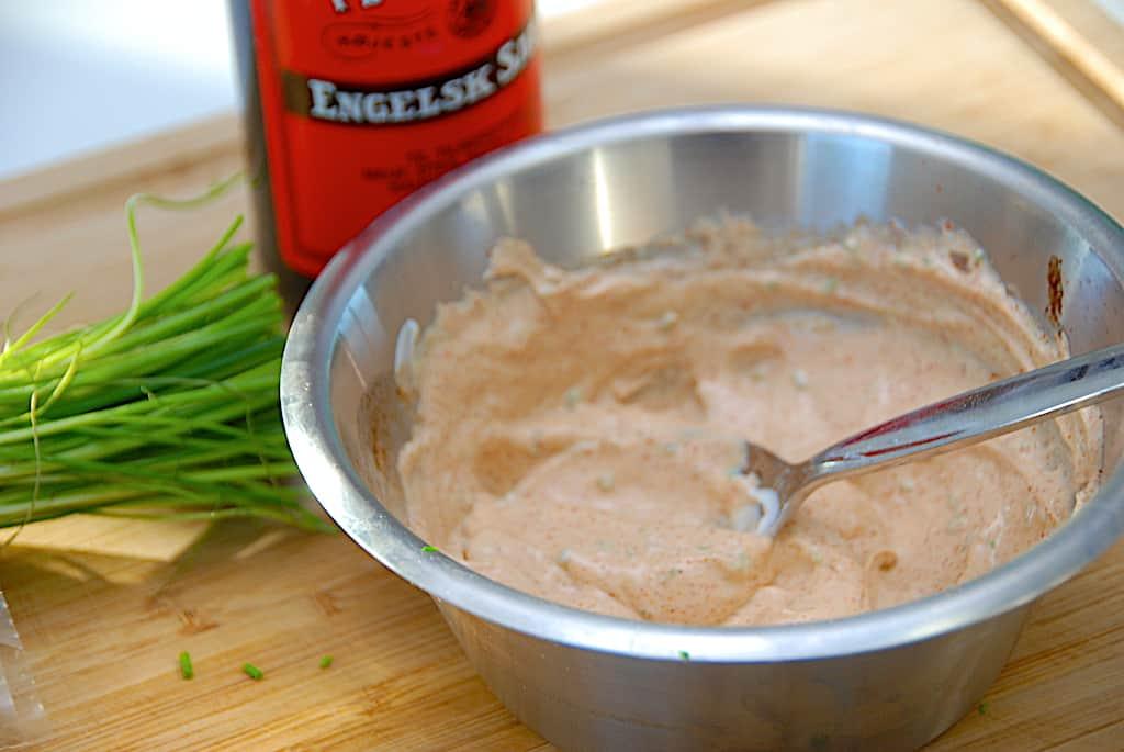 Kryddermayo - nem opskrift på krydret mayonnaise
