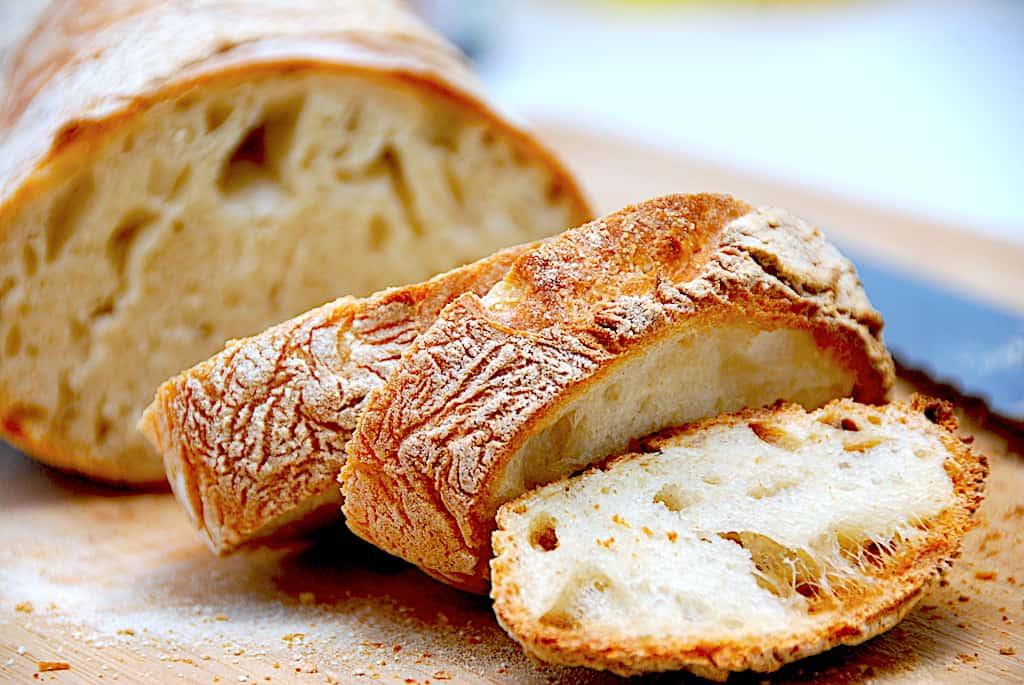 Manitoba brød - nemt italiensk madbrød