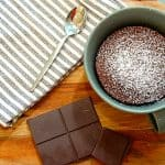 mug cake verdens hurtigste chokoladekage