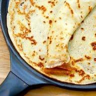 billederesultat for pandekager med kærnemælk kærnemælkspandekager