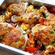 spansk kylling