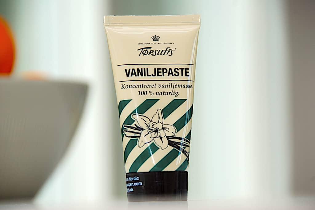 Vaniljepaste – indhold og hvad du bruger den til