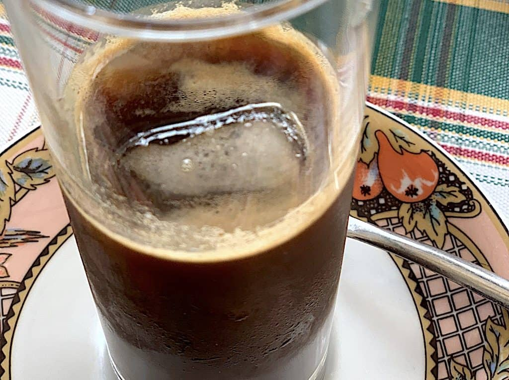 iskaffe coffee freddo