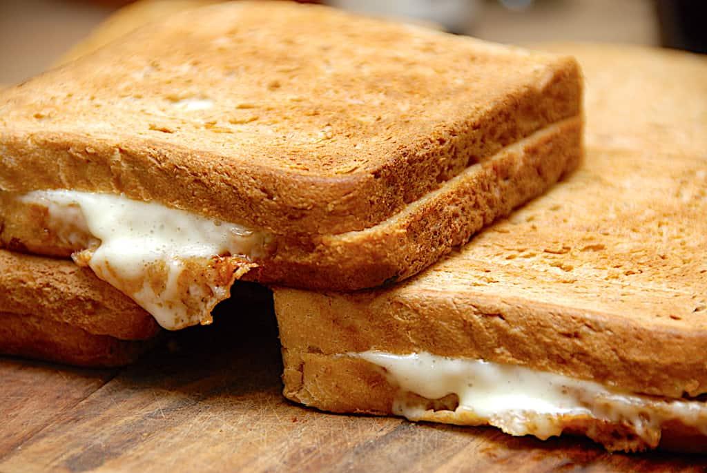 Parisertoast - opskrift til ovn, pande og toaster